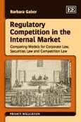Cover Regulatory Competition in the Internal Market