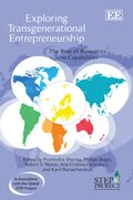 Cover Exploring Transgenerational Entrepreneurship