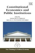Cover Constitutional Economics and Public Institutions