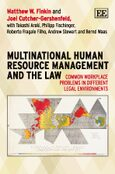 Multinational Human Resource Management and the Law
