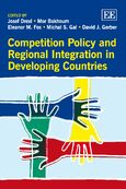 Cover Competition Policy and Regional Integration in Developing Countries