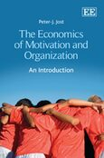 Cover The Economics of Motivation and Organization