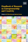 Cover Handbook of Research on Entrepreneurship and Creativity