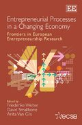 Cover Entrepreneurial Processes in a Changing Economy