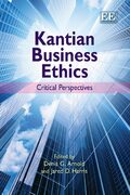 Cover Kantian Business Ethics