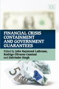Cover Financial Crisis Containment and Government Guarantees