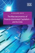 The Macroeconomics of Finance-Dominated Capitalism – and its Crisis
