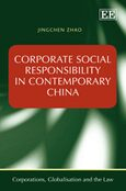 Cover Corporate Social Responsibility in Contemporary China