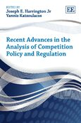Cover Recent Advances in the Analysis of Competition Policy and Regulation