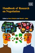 Cover Handbook of Research on Negotiation