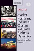 Cover Market Platforms, Industrial Clusters and Small Business Dynamics