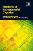 Cover Handbook of Entrepreneurial Cognition