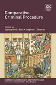 Cover Comparative Criminal Procedure