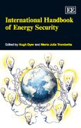 Cover International Handbook of Energy Security