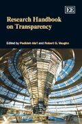 Cover Research Handbook on Transparency
