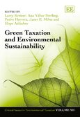 Cover Green Taxation and Environmental Sustainability