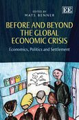 Cover Before and Beyond the Global Economic Crisis
