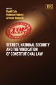 Cover Secrecy, National Security and the Vindication of Constitutional Law