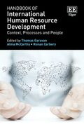 Cover Handbook of International Human Resource Development