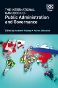 Cover The International Handbook of Public Administration and Governance