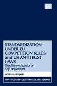 Cover Standardization under EU Competition Rules and US Antitrust Laws