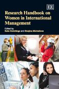 Cover Research Handbook on Women in International Management