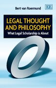 Cover Legal Thought and Philosophy