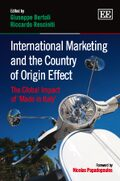 Cover International Marketing and the Country of Origin Effect