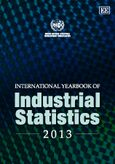 Cover International Yearbook of Industrial Statistics 2013