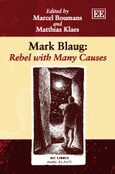 Cover Mark Blaug: Rebel with Many Causes