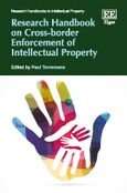 Cover Research Handbook on Cross-border Enforcement of Intellectual Property