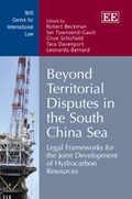 Cover Beyond Territorial Disputes in the South China Sea