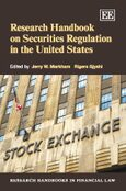 Cover Research Handbook on Securities Regulation in the United States
