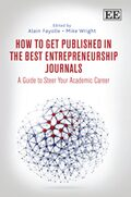 Cover How to Get Published in the Best Entrepreneurship Journals