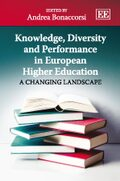 Cover Knowledge, Diversity and Performance in European Higher Education