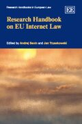 Cover Research Handbook on EU Internet Law