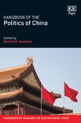 Cover Handbook of the Politics of China