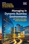 Cover Managing in Dynamic Business Environments