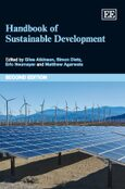 Cover Handbook of Sustainable Development