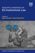 Cover Research Handbook on EU Institutional Law