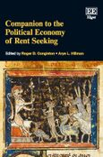 Cover Companion to the Political Economy of Rent Seeking