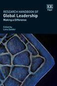 Cover Research Handbook of Global Leadership