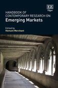 Cover Handbook of Contemporary Research on Emerging Markets
