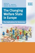 Cover The Changing Welfare State in Europe