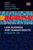 Cover Law, Business and Human Rights