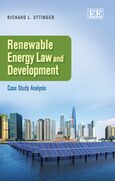 Cover Renewable Energy law and Development