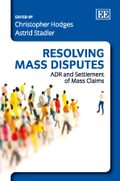 Cover Resolving Mass Disputes
