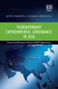 Cover Transboundary Environmental Governance in Asia