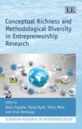 Cover Conceptual Richness and Methodological Diversity in Entrepreneurship Research