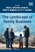 Cover The Landscape of Family Business